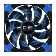 AeroCool Dead Silence 140mm Blue Case Fan DS 140MM BLUE