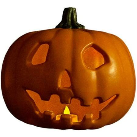 Halloween Pumpkin Prayer (Halloween 6 The Curse of Michael Myers Light Up Pumpkin)