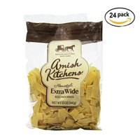 amish kitchen noodle egg xwide 12 oz pack of 12 x 2