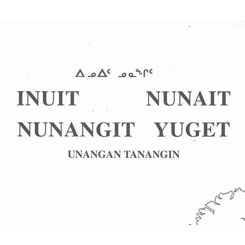 Inuit Nanait Naunagit Yuget  Map