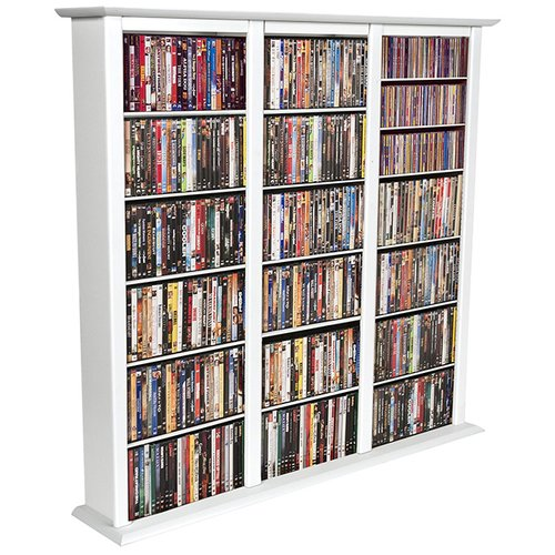 Rebrilliant Regular Triple Media Rack by