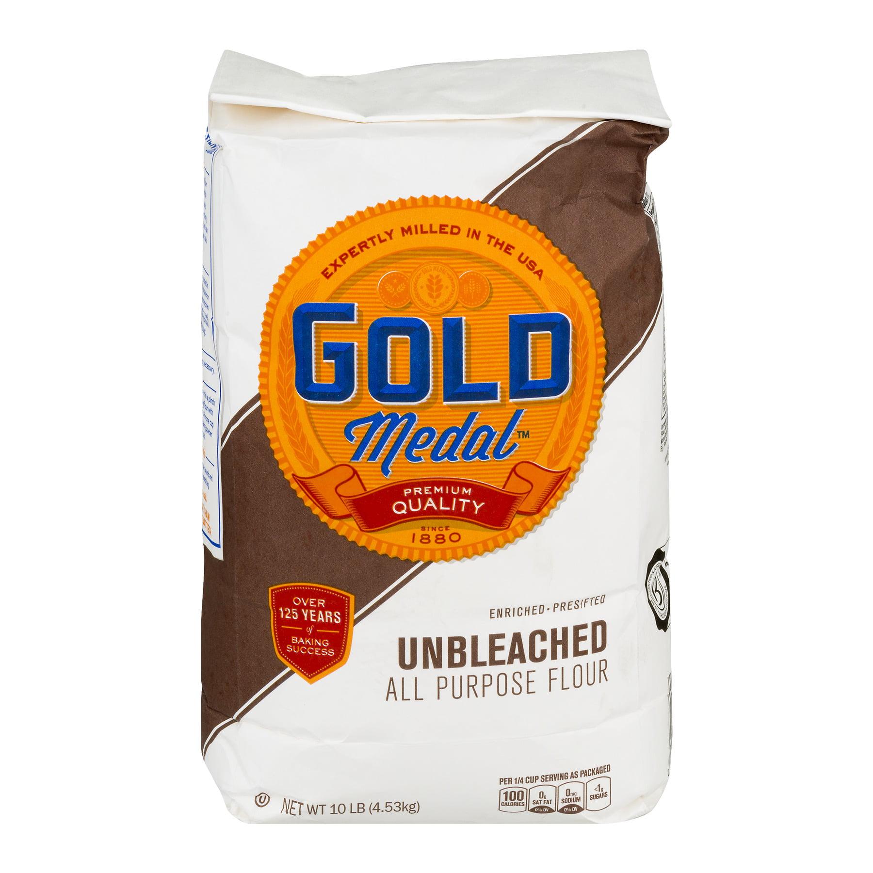 Gold Medal® Unbleached All Purpose Flour 10.0 lb Bag, 10.0 LB