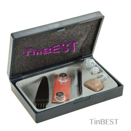 TinBEST New Mini Hearing Amplifier Best Battery Life And Durable Quality - Mini-Microprocessor