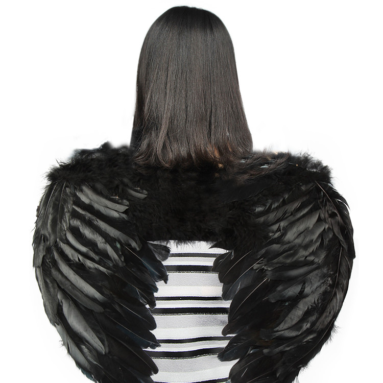 Angel Feather Wings Costume for Christmas/Halloween Party by Dazone