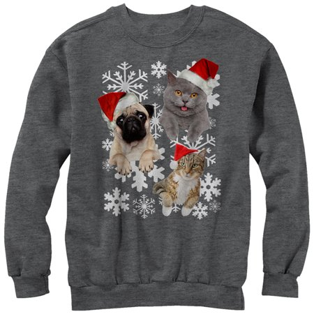 Womens Cat Dog Sweaters