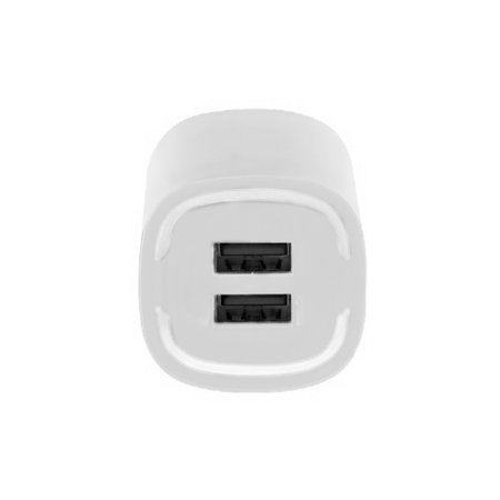 Kuku 3 4A Dual Output Travel Charger Usb Charger For Micro Usb And Apple Lightning For Sprint  T Mobile  Att  Verizon