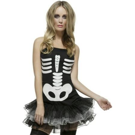 Smiffy's Fever Skeleton Costume 31969 (Smiffy's Skeleton Costume)