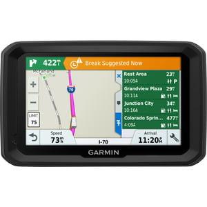 Garmin Dezl 580 LMT-S 5 inch GPS Navigator for Trucks & Long Haul (010-01858-02) (Garmin For Truck Drivers)