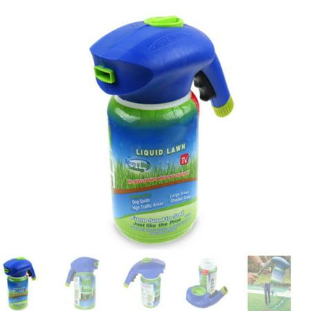 Sprayer Repair Kit (Hydro Mousse - Liquid Lawn Hydroseeding Kit, Liquid Turf Sprayer Gun Plastic Shower Easy Seed Watering Can Hydro Mousse Seed Artifact)