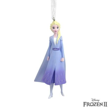 Hallmark Disney Frozen 2 Elsa Christmas Ornament ()