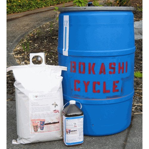 Bokashicycle Industrial Pet Waste Disposal System
