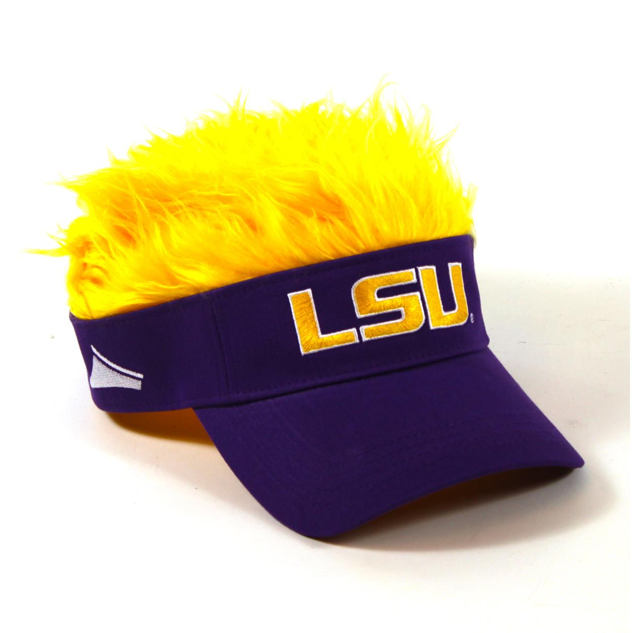 Flair Hair Purple LSU Tigers LSU Tigers C1CLSUFH