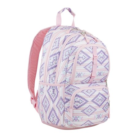 Eastsport Multi-Purpose Retreat Backpack, Stripe Aztec