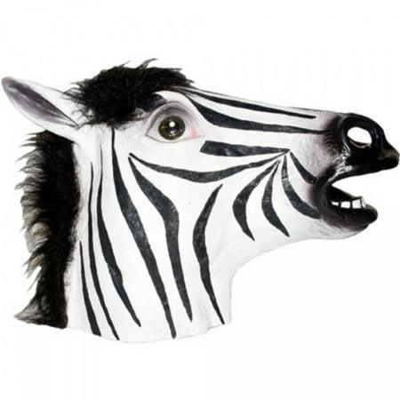 Zebra Mask (Dillon 18-8600Z Mask Animal)