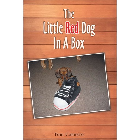 The Little Red Dog In A Box - -