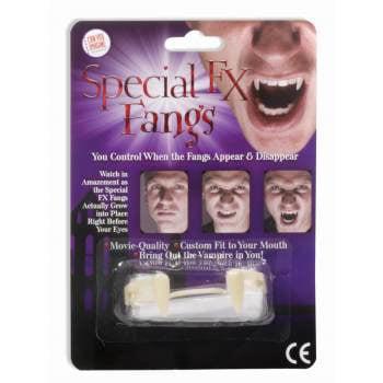 SPECIAL FX RETRACTABLE FANGS](Scarecrow Retractable Fangs)