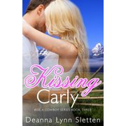 Kissing Carly - eBook