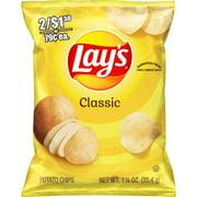 Lay's Classic Potato Chips, 1.125 oz Bag