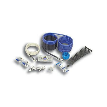 6000 Capability Kit - Stinger SK6281 8 Gauge 6000 Series Power Amplifier Installation Kit