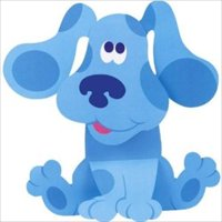 Blue's Clues Stand-Up Centerpiece (1ct)