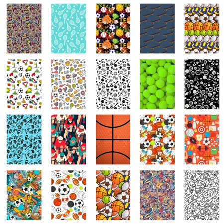 20 Sticker Frames for Fuji Instax Prints (Sports)](Sports Stickers)