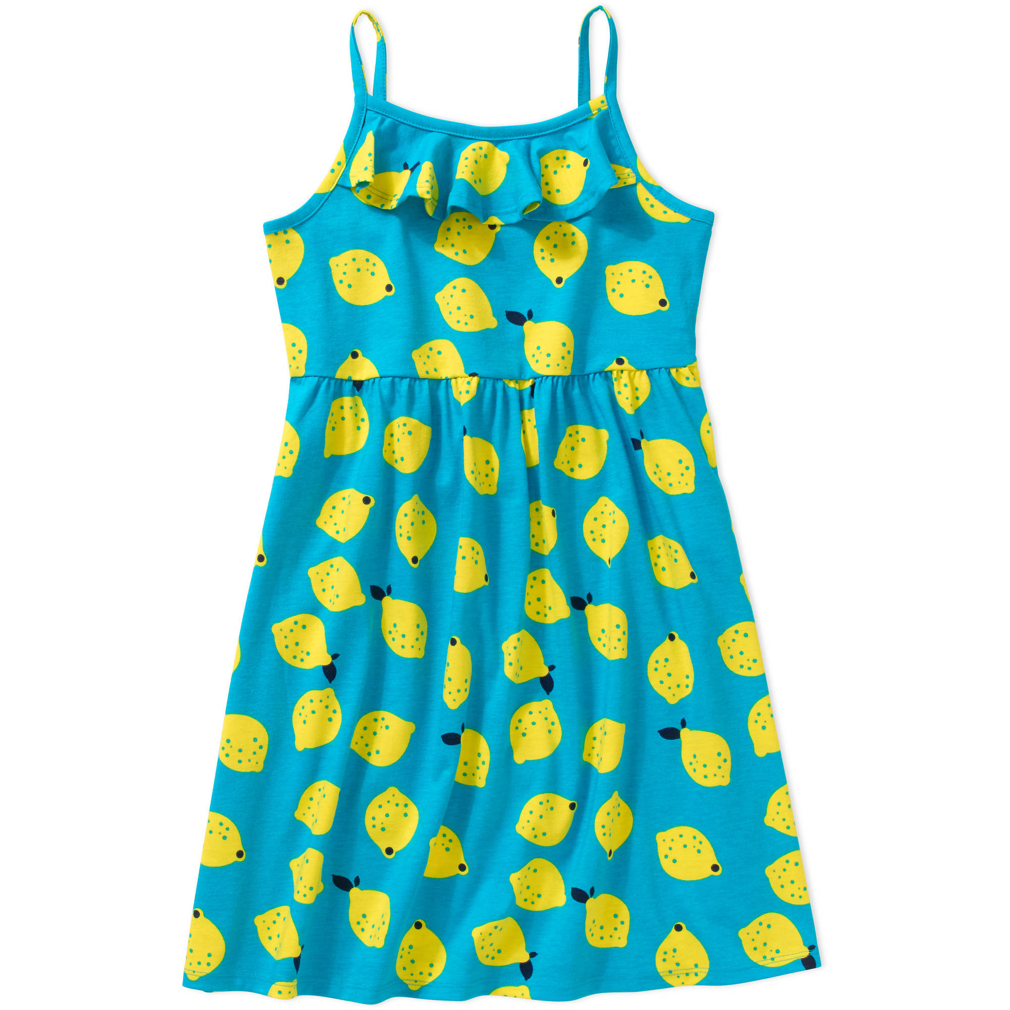 yellow dress almart