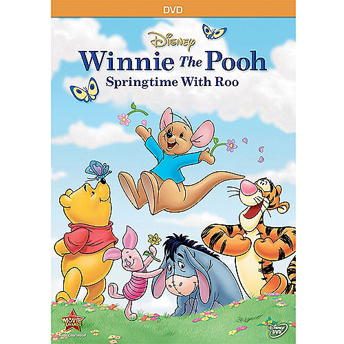 Winnie The Pooh: Springtime With Roo (Widescreen)