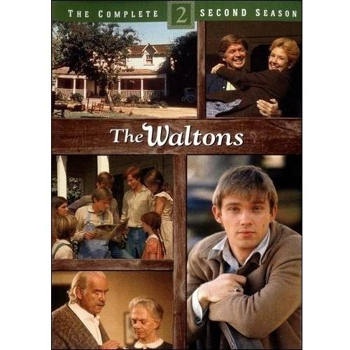 The Waltons: The Complete Second Season (Full Frame)