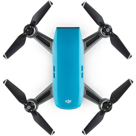 DJI Spark Drone in Sky Blue