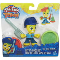 Play-Doh Town Police Boy