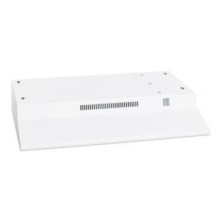 GE JN327HWW 30 Standard Under Cabinet Range Hood With Non Vented Intern