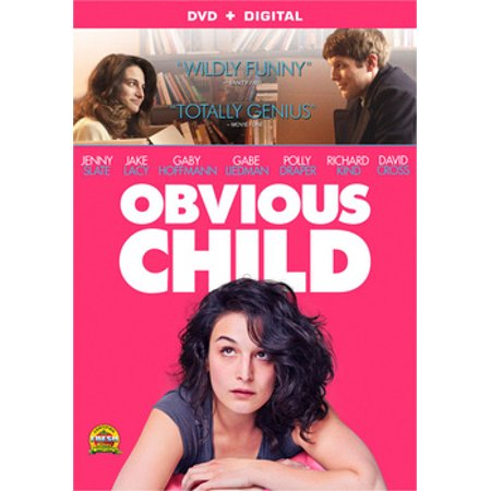 Obvious Child (DVD) (Perdoname Pepe Aguilar)