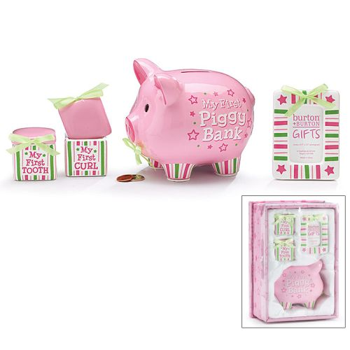 Burton Baby Girl My 1st Gift Set
