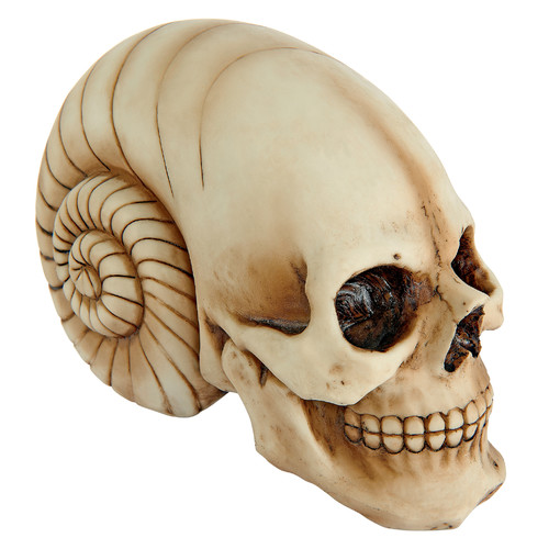 Design Toscano Out of This World Alien Skull Statue
