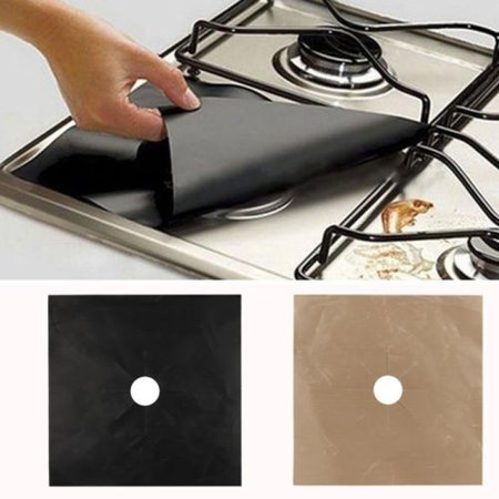Brand New Reusable Non-stick Cover Stove top Burner Protectors For Gas Stove in Kitchen - image 5 de 5