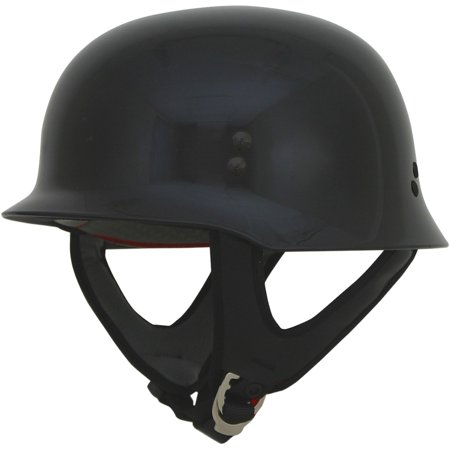AFX FX-88 Half Helmet Gloss Black
