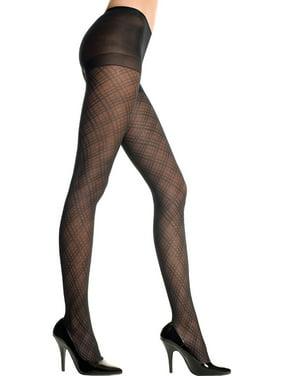 19072015773cd Product Image Spandex Diamond Criss Cross Pantyhose, Sheer Diamond Criss  Cross Pantyhose. Product TitleMusic LegsSpandex ...