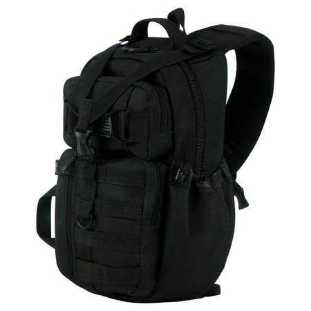Tactical Molle Shoulder Sling Backpack