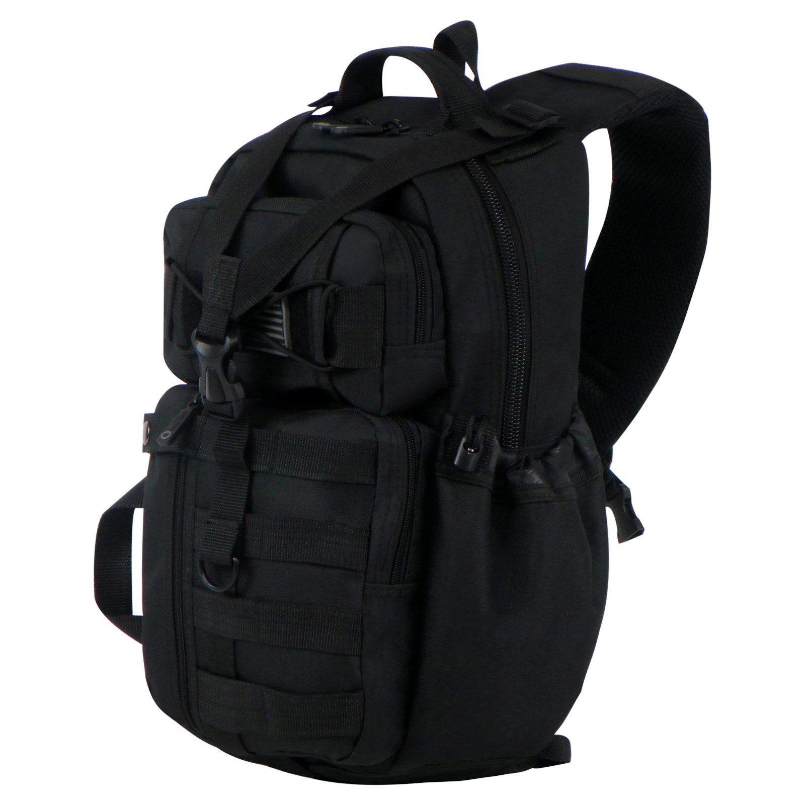 East West U.S.A. Tactical Molle Shoulder Sling Backpack