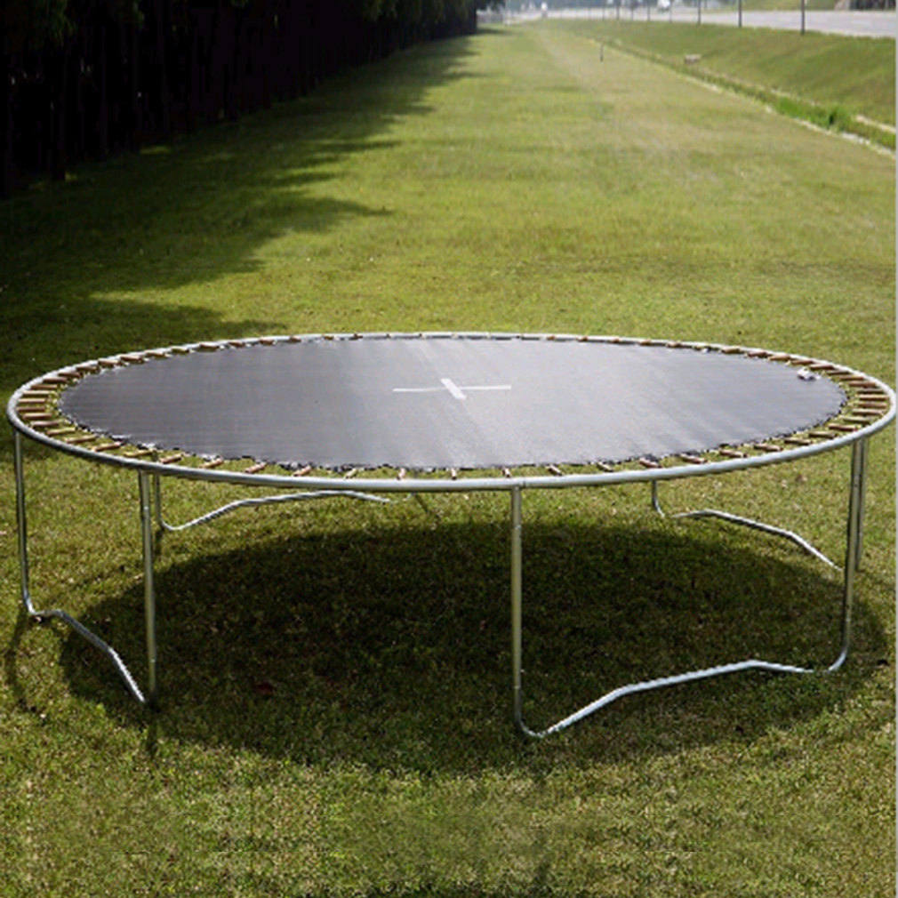 10Feet/12Feet UV Proof Coating Super Jumper Trampoline Wi...