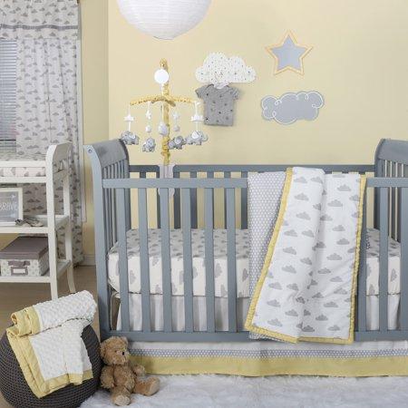 Music Crib Bedding Set