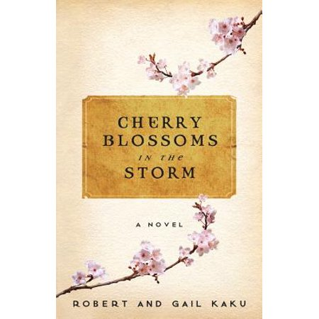 Cherry Blossoms in the Storm by