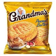 Grandmas Peanut Butter Cookies, 2.5 Ounce (Pack of 60)