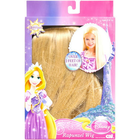Disney Princess Disney Rapunzel Wig](Rapunzel Costume And Wig)