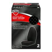 Auto Drive Universal Back Seat Cover  Black/El Paso - 2 CT2.0 CT
