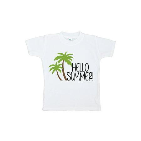 c1e6c08939d2 Custom Party Shop - Custom Party Shop Baby s Hello Summer T-shirt - 2T -  Walmart.com