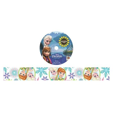 Simplicity Ribbon Grosgrain Disney Frozen - Disney Ribbon