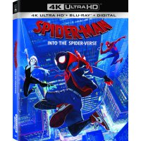 Spider-Man: Into the Spider-Verse (4K Ultra HD + Blu-ray + Digital Copy)