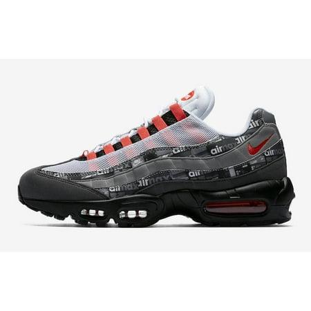 Mens Air Max Train (Mens Nike x Atmos Air Max 95 We Love Nike Black Bright Crimson)
