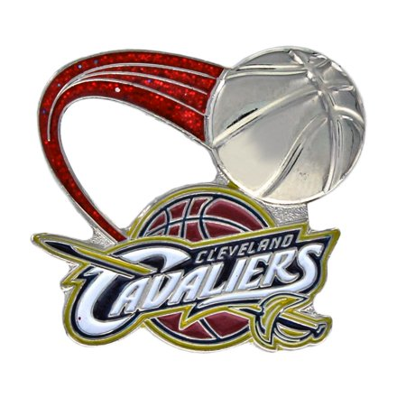 Cleveland Cavaliers Glitter Trail Pin